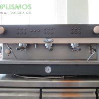 ESPRESSIERA TRIPLH AUTOMATH SAN MARCO 1 200x200 - Μηχανή Espresso Τριπλή Αυτόματη