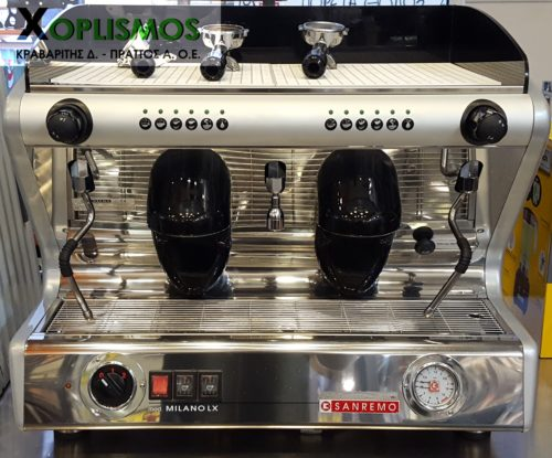20170307 182224 500x415 - Μηχανή Espresso Διπλή - San Remo - Milano LX
