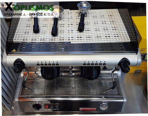 20170307 182237 500x393 - Μηχανή Espresso Διπλή - San Remo - Milano LX