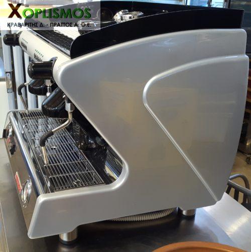 20170307 182255 500x501 - Μηχανή Espresso Διπλή - San Remo - Milano LX