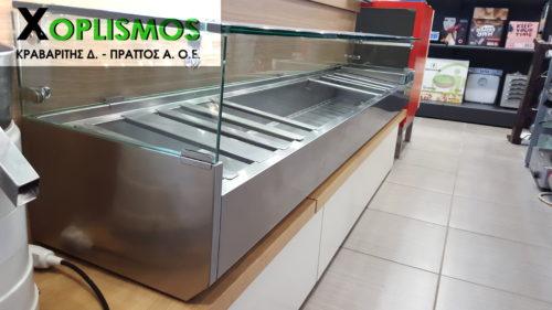 20170307 182654 500x281 - Ψυγείο Βιτρίνα/Σαλατιέρα - AREX