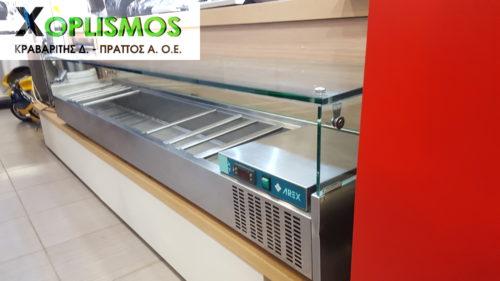 20170307 182715 500x281 - Ψυγείο Βιτρίνα/Σαλατιέρα - AREX