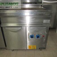 IMG 2726 200x200 - Γκριλ ηλεκτρικό νερού ALUMINOX