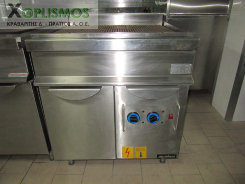 IMG 2726 500x375 - Γκριλ ηλεκτρικό νερού ALUMINOX