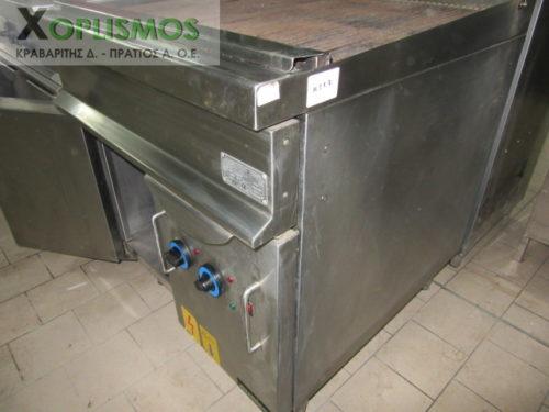 IMG 2730 500x375 - Γκριλ ηλεκτρικό νερού ALUMINOX