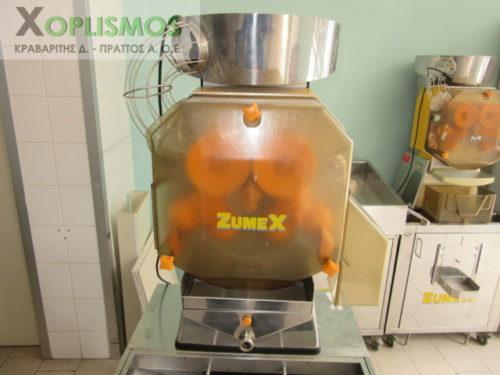 IMG 2757 500x375 - Αποχυμωτής πορτοκαλιών ZUMEX