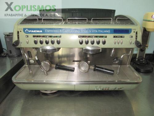 IMG 2759 500x375 - Μηχανή Εσπρέσσο Αυτόματη FAEMA