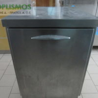 ermario steno inox 3 200x200 - Ερμάριο Κλειστό 60cm
