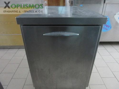 ermario steno inox 3 500x375 - Ερμάριο Κλειστό 60cm
