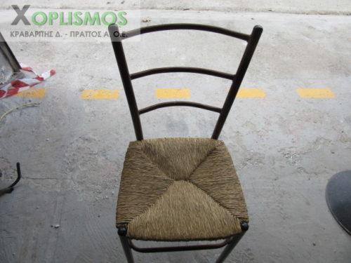 karekla metalliki me psatha 2 500x375 - Καρέκλα Μεταλλική