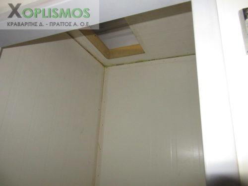 katapsiktis thalamos 3 500x375 - Θάλαμος Κατάψυξης Ιταλίας με Κλειδιά