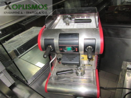 metaxeirismeni mixani kafe espresso san marco 1 500x375 - Μηχανή Εσπρέσσο Ημιαυτόματη SAN MARCO