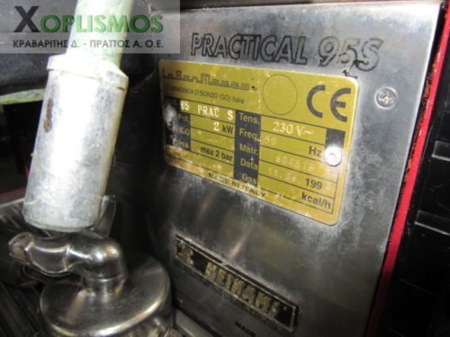 metaxeirismeni mixani kafe espresso san marco 3 500x375 - Μηχανή Εσπρέσσο Ημιαυτόματη SAN MARCO