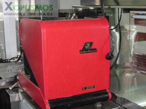 metaxeirismeni mixani kafe espresso san marco 5 500x375 - Μηχανή Εσπρέσσο Ημιαυτόματη SAN MARCO