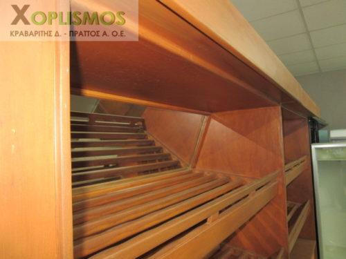 metaxeirismeni psomiera xylini 5 500x375 - Ψωμιέρα Ξύλινη 135cm