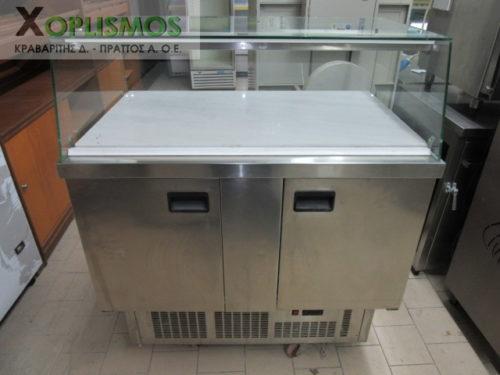 metaxeirismeni vitrina salaton psygeio syntirisis 2 500x375 - Ψυγείο σαλατών 1m