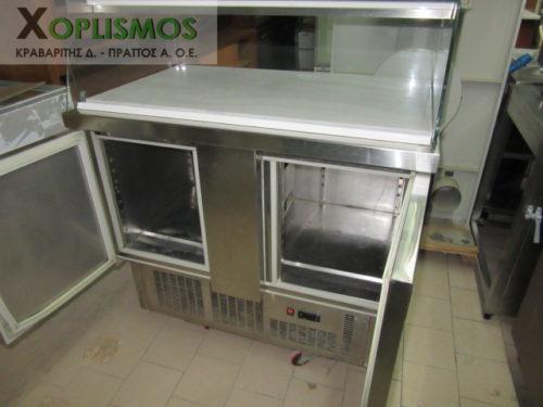 metaxeirismeni vitrina salaton psygeio syntirisis 3 500x375 - Ψυγείο σαλατών 1m