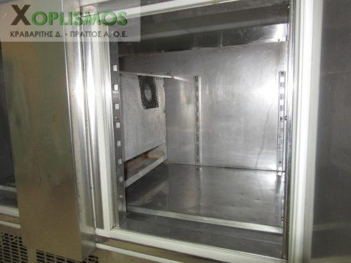 metaxeirismeni vitrina salaton psygeio syntirisis 4 500x375 - Ψυγείο σαλατών 1m