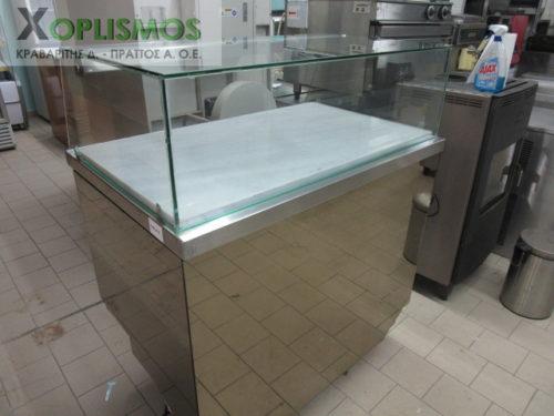 metaxeirismeni vitrina salaton psygeio syntirisis 7 500x375 - Ψυγείο σαλατών 1m