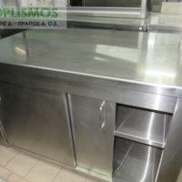 metaxeirismeno kleisto ermario 2 4 200x200 - Μεταχειρισμένος Ανοξείδωτος - INOX εξοπλισμός