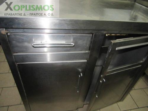 metaxeirismeno kleisto ermario 2 6 500x375 - Ερμάριο Κλειστό με συρτάρι για cafe