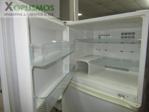 metaxeirismeno psygeio oikiako Sharp 3 500x375 - Ψυγείο οικιακό Sharp Frost free