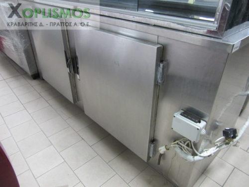 metaxeirismeno psygeio pagkos 2 2 500x375 - Ψυγείο Πάγκος 200cm