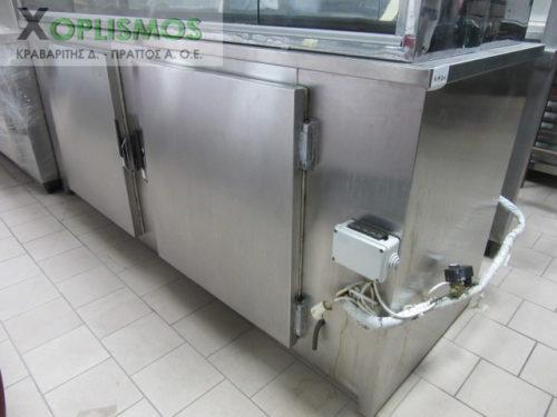 metaxeirismeno psygeio pagkos 3 2 500x375 - Ψυγείο Πάγκος 200cm