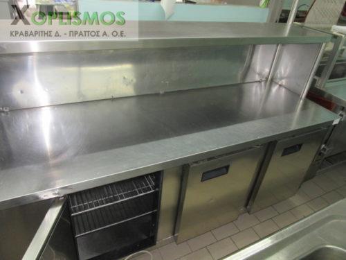 metaxeirismeno psygeio pagkos 3 500x375 - Ψυγείο Πάγκος μεταχειρισμένο 2μ