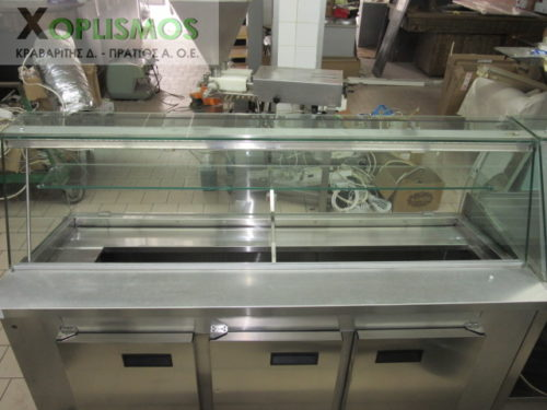 metaxeirismeno psygeio salatas 2 1 500x375 - Ψυγείο σαλατών 190cm