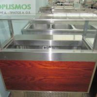 metaxeirismeno psygeio salatas 2 200x200 - Ψυγείο σαλατών 110cm