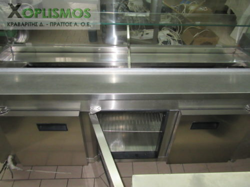 metaxeirismeno psygeio salatas 3 1 500x375 - Ψυγείο σαλατών 190cm