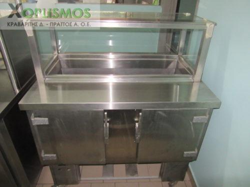 metaxeirismeno psygeio salatas 3 500x375 - Ψυγείο σαλατών 110cm