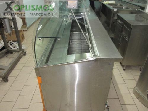metaxeirismeno psygeio salatas 5 1 500x375 - Ψυγείο σαλατών 190cm