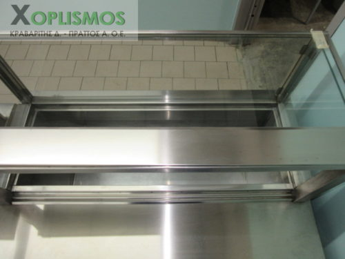 metaxeirismeno psygeio salatas 5 500x375 - Ψυγείο σαλατών 110cm