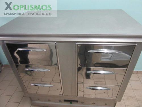 metaxeirismeno psygeio syrtariera 3 500x375 - Ψυγείο συρταριέρα 120cm
