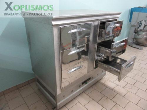metaxeirismeno psygeio syrtariera 6 500x375 - Ψυγείο συρταριέρα 120cm
