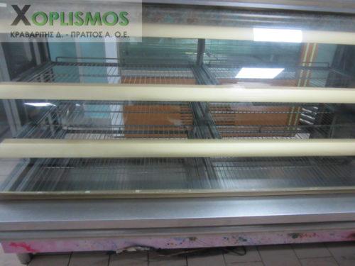 metaxeirismeno psygeio vitrina syntirisis glykon 2 1 500x375 - Ψυγείο Συντήρησης Γλυκών 2m