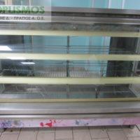 metaxeirismeno psygeio vitrina syntirisis glykon 2 200x200 - Ψυγείο Συντήρησης Γλυκών 170cm