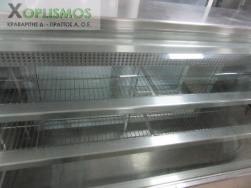 metaxeirismeno psygeio vitrina syntirisis glykon 3 2 500x375 - Ψυγείο Συντήρησης Γλυκών 190cm