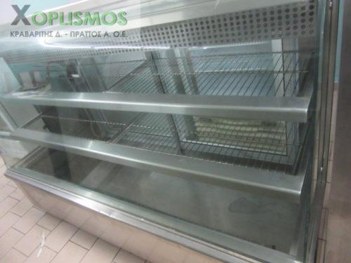 metaxeirismeno psygeio vitrina syntirisis glykon 4 1 500x375 - Ψυγείο Συντήρησης Γλυκών 190cm