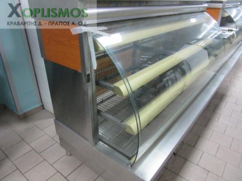 metaxeirismeno psygeio vitrina syntirisis glykon 4 500x375 - Ψυγείο Συντήρησης Γλυκών 2m
