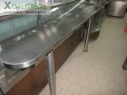 metaxeirismeno stand inox 2 500x375 - Stand Inox 250 cm