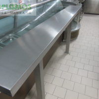 metaxeirismeno stand inox 3 1 200x200 - Μεταχειρισμένα Τραπέζια - Καρέκλες