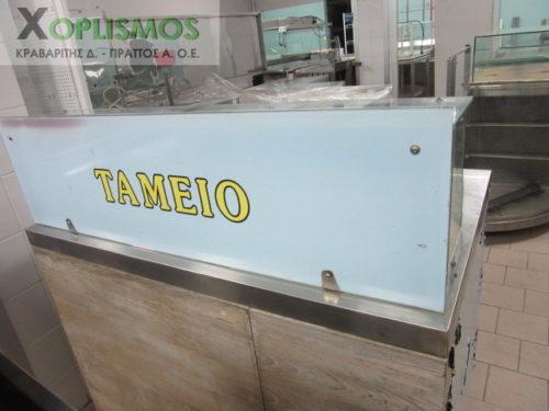 metaxeirismeno tameio inox 4 1 500x375 - Ταμείο Inox 120cm