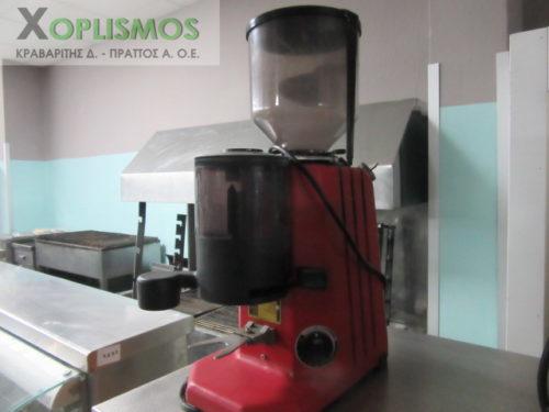 metaxeirismenos koftis kafe espresso san marco 2 500x375 - Μύλος Καφέ SAN MARCO