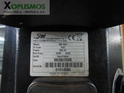 metaxeirismenos koftis kafe espresso san marco 3 1 500x375 - Μύλος Καφέ SAN MARCO