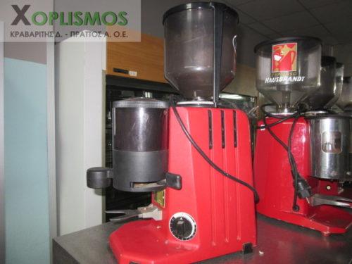 metaxeirismenos koftis kafe espresso san marco 3 500x375 - Μύλος Καφέ SAN MARCO