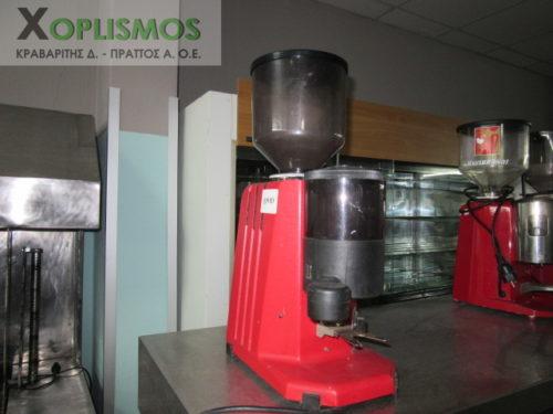 metaxeirismenos koftis kafe espresso san marco 9 500x375 - Μύλος Καφέ SAN MARCO