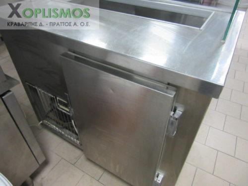 psygeio salatiera vitrina 1 500x375 - Ψυγείο σαλατών 100cm